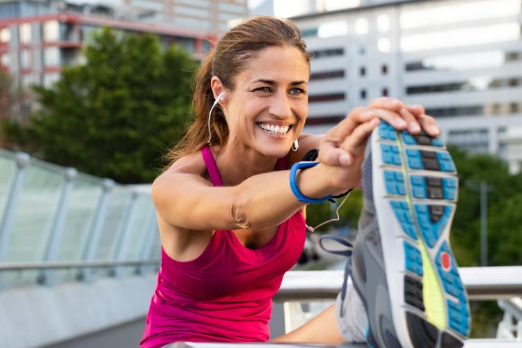 Consejos de salud bucodental para runners