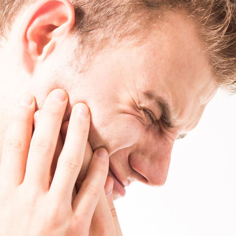 J'ai mal à une molaire