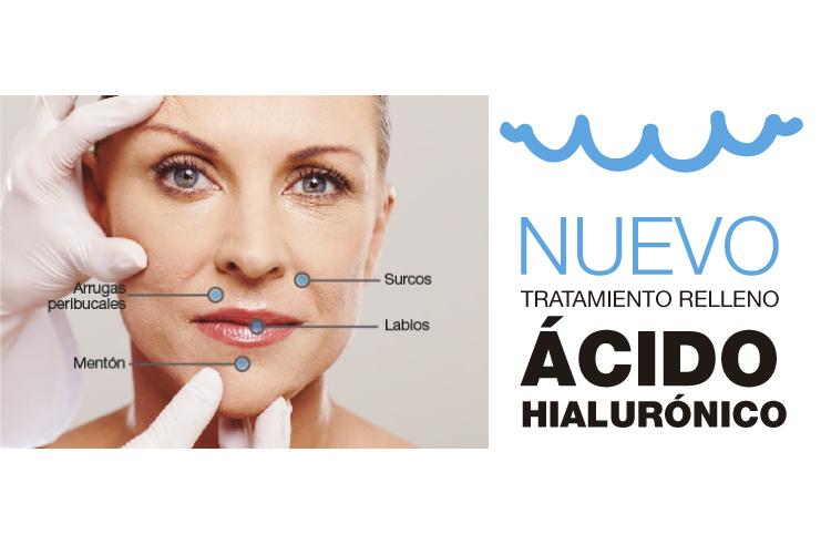 Sorteo aumento de labios con ácido hialurónico